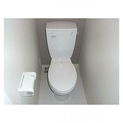 【トイレ】エルミタージュ板橋本町