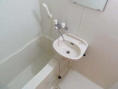 【浴室】レオパレスDomaniⅡ