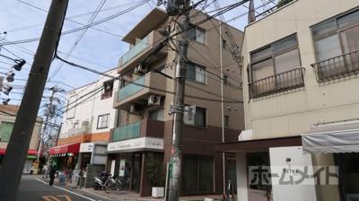 【外観】コクリコ富田