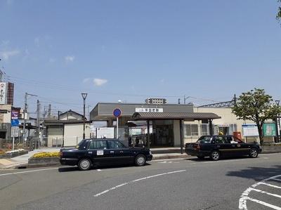 近鉄鈴鹿線平田町駅まで1250m