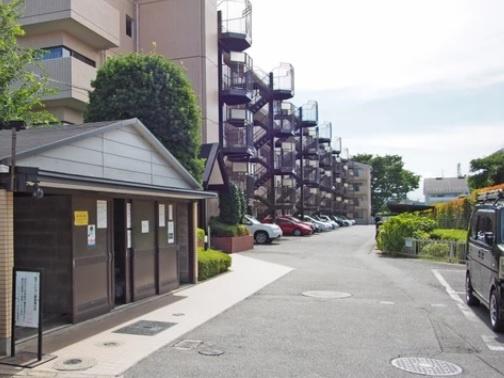 【外観】シティパル松戸元山2