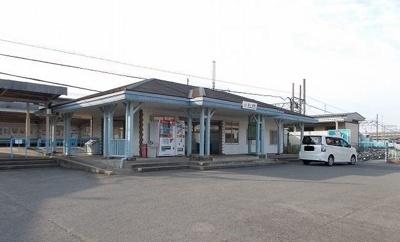近鉄名古屋線鼓ヶ浦駅まで500m