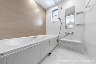 【浴室】ミル ハピネス A