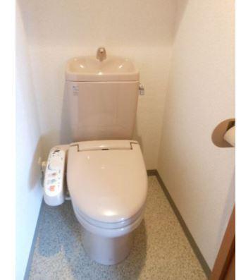 【トイレ】グランドガーラ南麻布
