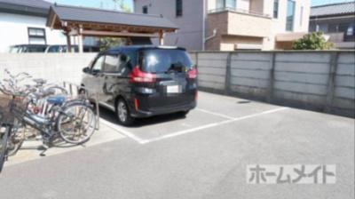 【駐車場】サンウッドコートⅡ