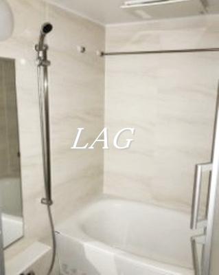 お風呂です。(モデルルーム仕様になります。)