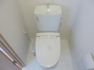 【トイレ】ラシーネ上用賀