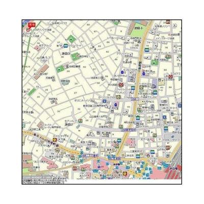 【地図】クレイス・プリンシア池袋