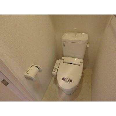 【トイレ】クレイス・プリンシア池袋