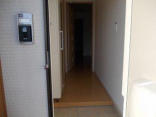 【玄関】コルティーレ