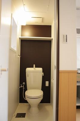 【トイレ】ノースヒルオオギミ