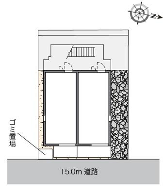 【区画図】レオネクスト錦糸