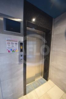 プレサンス上町台筆ヶ崎SOUTH エレベーター
