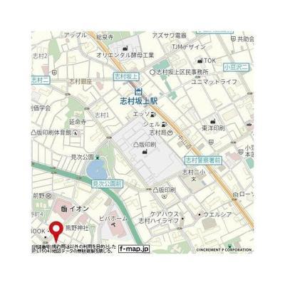 【地図】hacco house