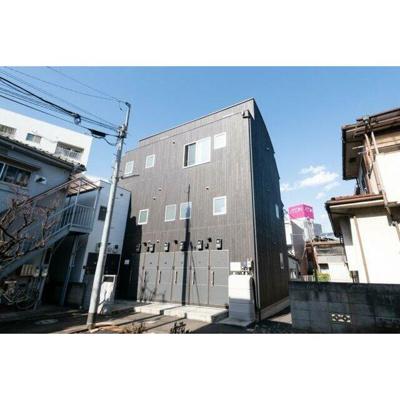 【外観】hacco house