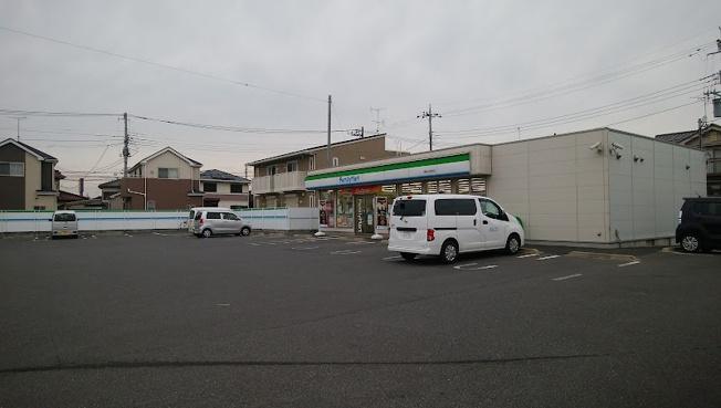ファミリーマート野田七光台店