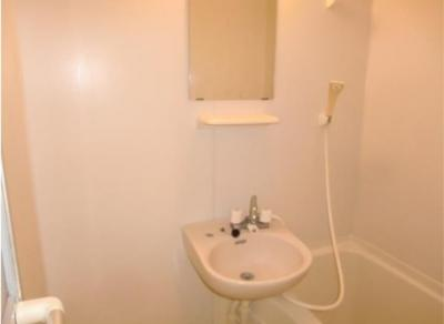 【浴室】メゾンブルジョン