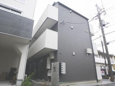 京急本線「生麦駅」徒歩9分のアパートです。