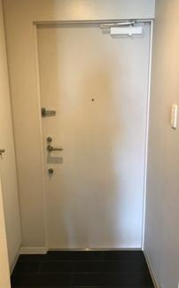 【玄関】六本木デュープレックスタワー