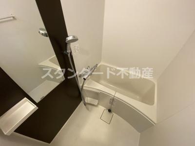 【浴室】フォーリアライズ天神橋ルーチェ