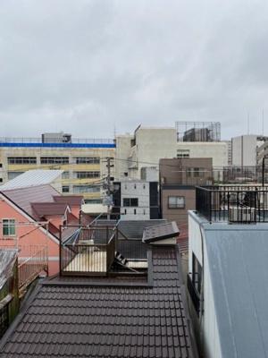 【展望】CITY SPIRE三ノ輪Ⅱ(旧KWレジデンス三ノ輪Ⅱ)