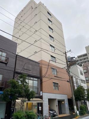 【外観】CITY SPIRE三ノ輪Ⅱ(旧KWレジデンス三ノ輪Ⅱ)