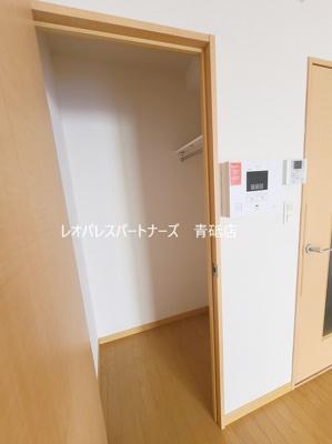 【玄関】ときわマンションⅡ