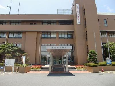 御前崎市役所まで1100m