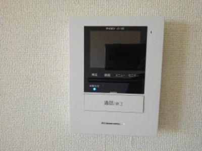 【セキュリティ】サン駿河Ⅱ-Β
