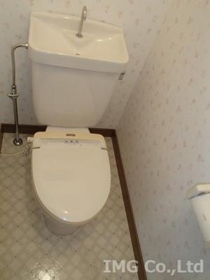 【トイレ】パレスサンシャイン