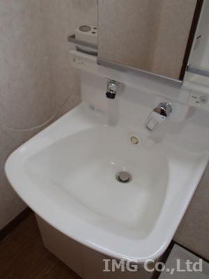 【独立洗面台】パレスサンシャイン