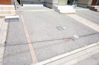 【駐車場】タウンハウス新堀町