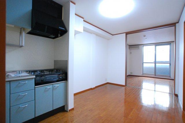 【キッチン】ピュア夕陽丘