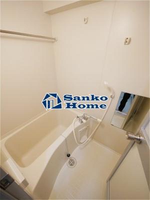 【浴室】Casa Lucia