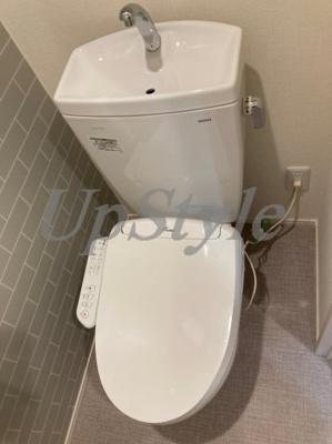 【トイレ】(仮称)東十条六丁目アパート