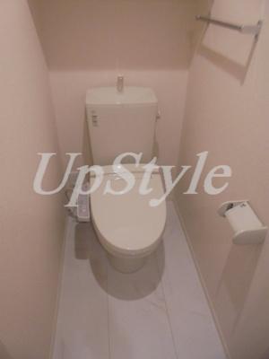 【トイレ】ブランドール押上