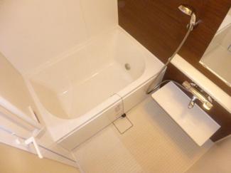 【浴室】レザンジュ業平