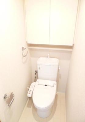 【トイレ】スカイコート隅田公園