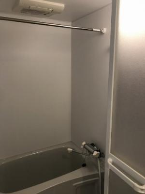 【浴室】ハーモニーテラス大杉町Ⅲ