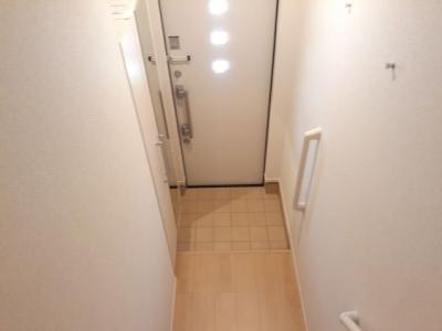 【玄関】ウエストサイドTK Ⅱ