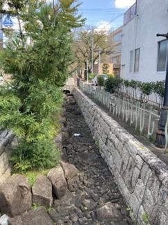 【前面道路含む現地写真】板橋区成増3丁目 新築戸建て