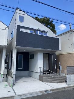 【外観】板橋区成増3丁目 新築戸建て