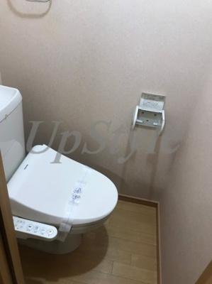 【トイレ】リヴィエール町屋