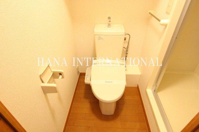 【トイレ】シャンテ