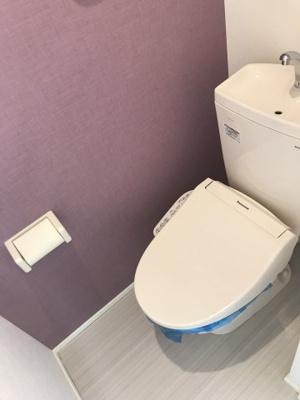 【トイレ】ハーモニーテラス水切町