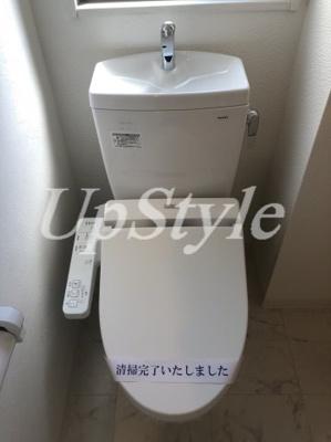 【トイレ】ウィンレックス田端
