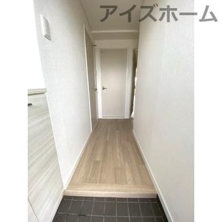 【玄関】シャトーマスヒコ