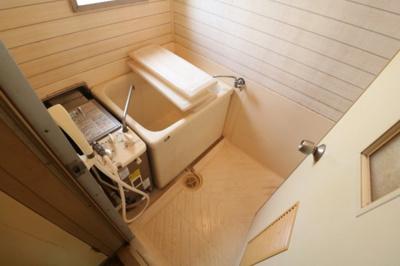 【浴室】コーポ中臣