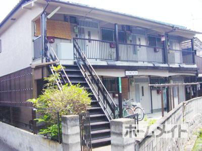 【外観】山城コーポ