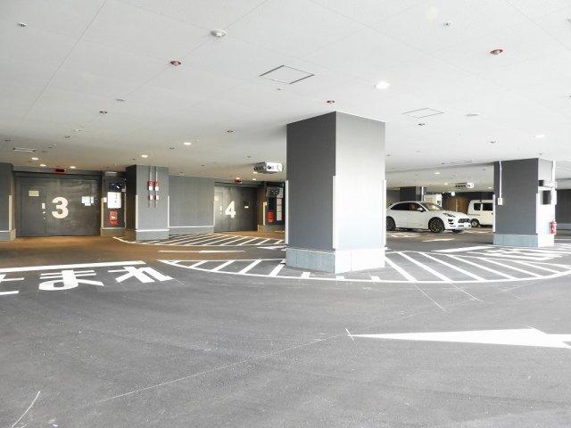 【駐車場】ザ・パークハウス中之島タワー